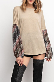 easel Mellow Style top - Product Mini Image