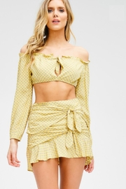 TIMELESS Mellow Yellow Set - Front cropped