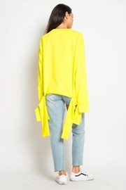 TIMELESS Mellow Yellow Sweater - Front full body