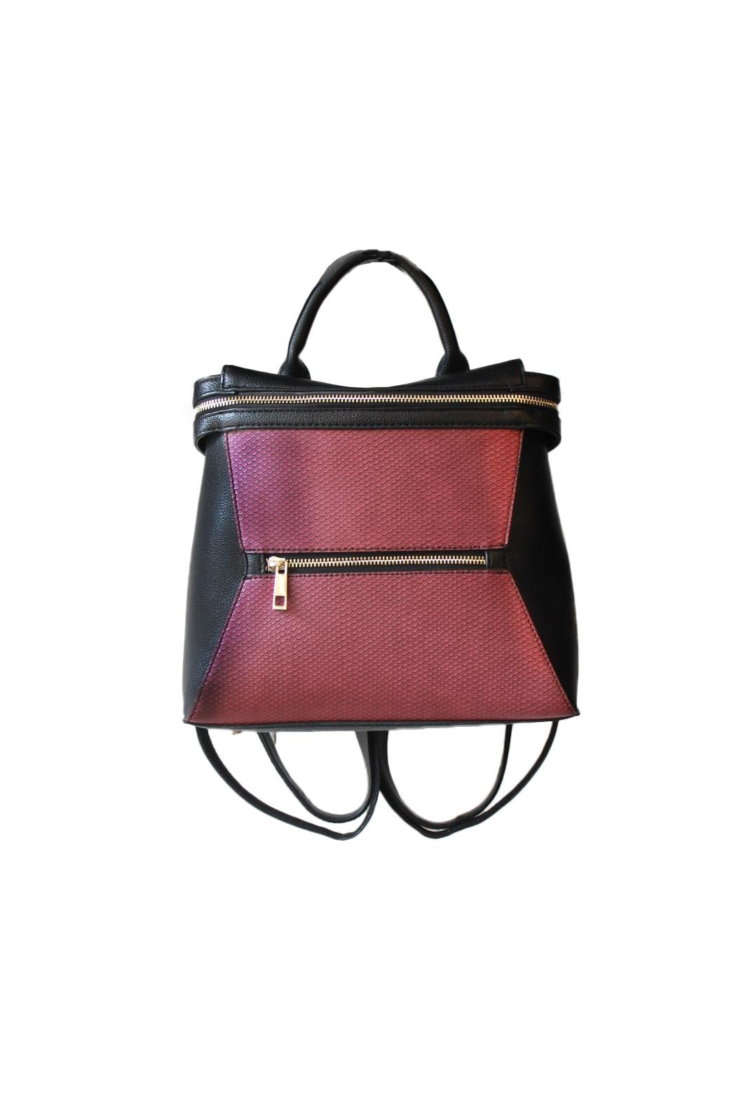 Mellow World Edie Backpack - Front Cropped Image