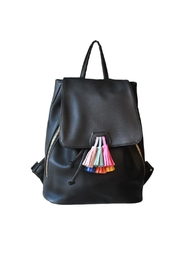 Mellow World Flicka Backpack Black - Front cropped