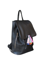 Mellow World Flicka Backpack Black - Front full body