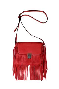 Shoptiques Product: Krista Crossbody Red