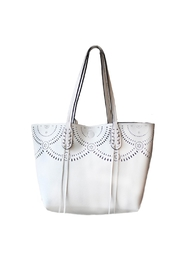 Mellow World Lexi Reversible Tote Bag - Front cropped