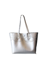 Mellow World Lexi Reversible Tote Bag - Side cropped