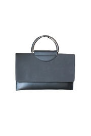 Mellow World Nancy Clutch Grey Bag - Product Mini Image