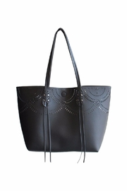 Mellow World Quinn Reversible Tote Bag - Front cropped