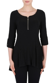 Joseph Ribkoff Melodie Black Tunic - Product Mini Image