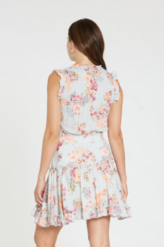 Dear john  MELODIE DRESS IN SPRING BLOOM PRINT - Product List Image