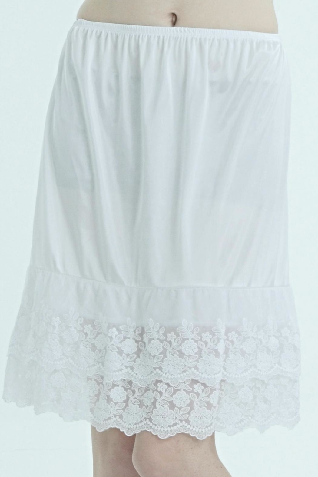 Melody Lace Bottom Slip - Main Image