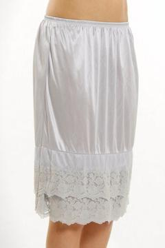 Shoptiques Product: Lace Bottom Slip