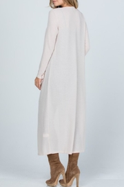 Melody Textured Maxi Cardigan - Other