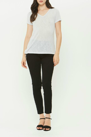 Comune Melrose S/S V-neck Tee - Product Mini Image