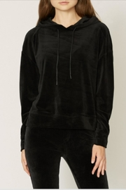 Sanctuary Melrose Velour Hoodie - Product Mini Image