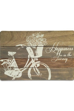 Melrose International  Happiness Wall Art - Alternate List Image