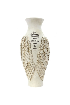 Ganz Memorial Vase, Love - Alternate List Image