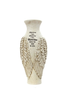 Ganz Memorial Vase - Alternate List Image