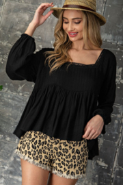ee:some Memphis Blouse - Product Mini Image