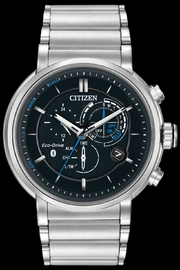 Citizen Watches Men's Bluetooth Watch - Front cropped