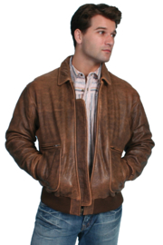 Scully  Men's Bomber Jacket - Front cropped