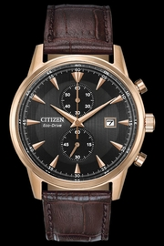 Citizen Watches Men's Leather Watch - Product Mini Image