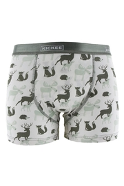 Kickee Pants Men's Print Boxer Brief - Product Mini Image