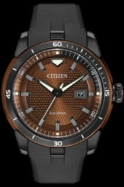 Citizen Watches Men's Rubber Watch - Product Mini Image