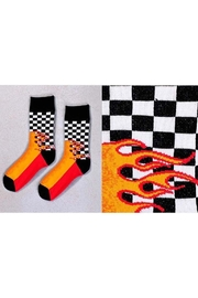 Yo Socks Men's Socks- Racing - Product Mini Image