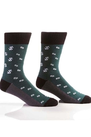 Yo Socks Men's Socks, $Symbols - Product Mini Image