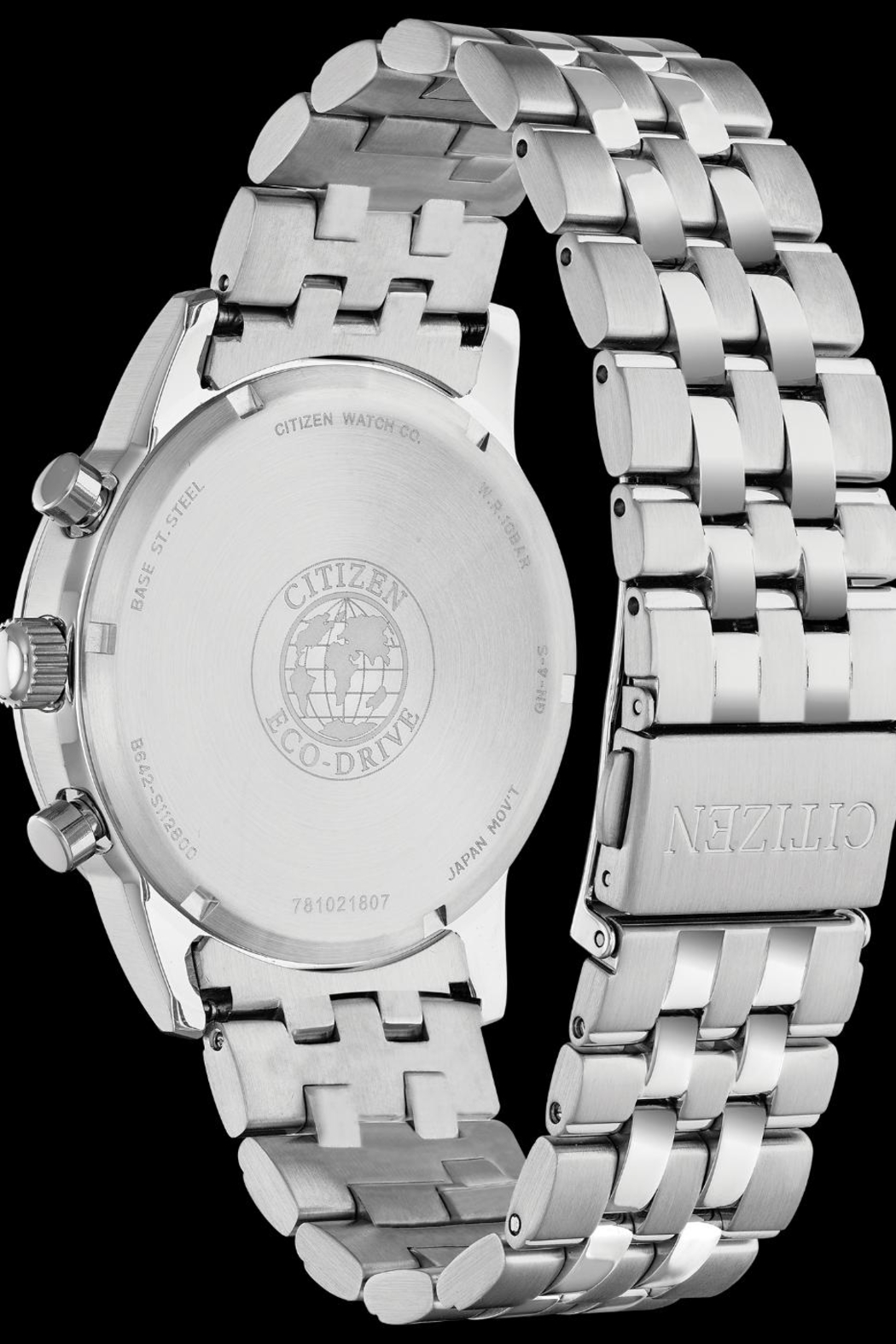 Citizen Watches Men's Stainless Watch - Side Cropped Image