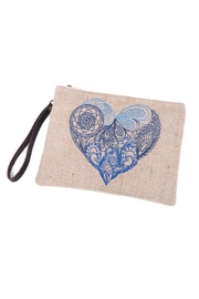 Ale by Alessandra Mendhi Heart Bag - Product Mini Image
