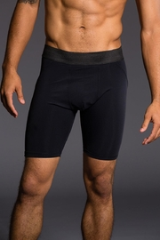 Onzie Mens Biker Shorts - Front cropped