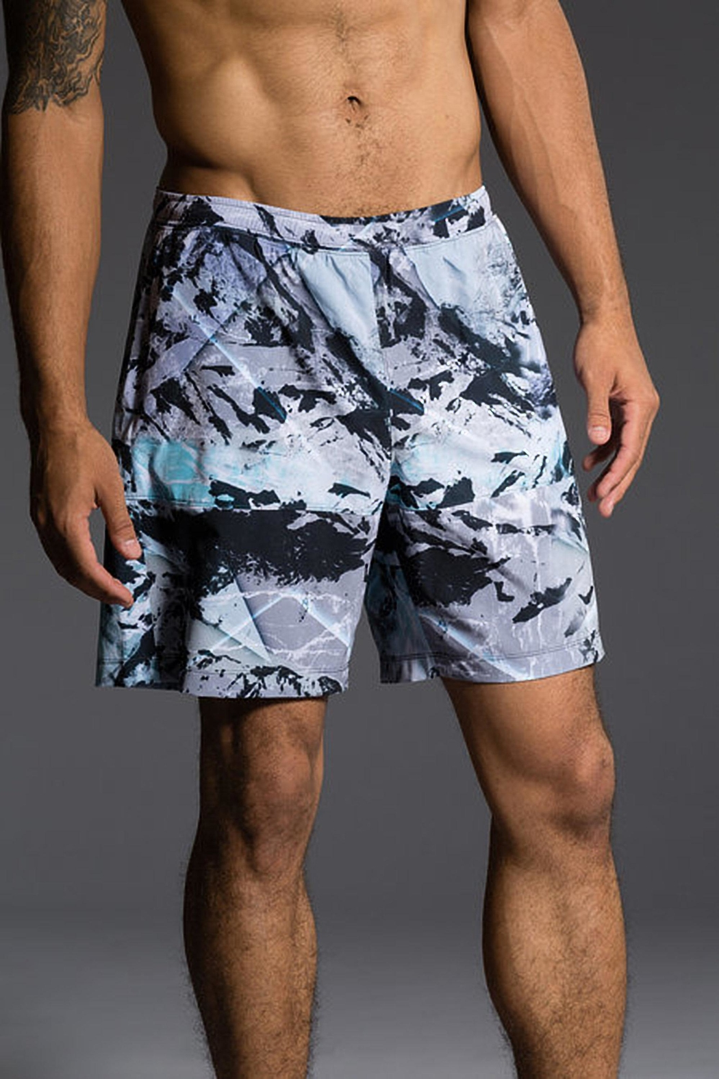 Onzie Mens Board Short - Front Cropped Image