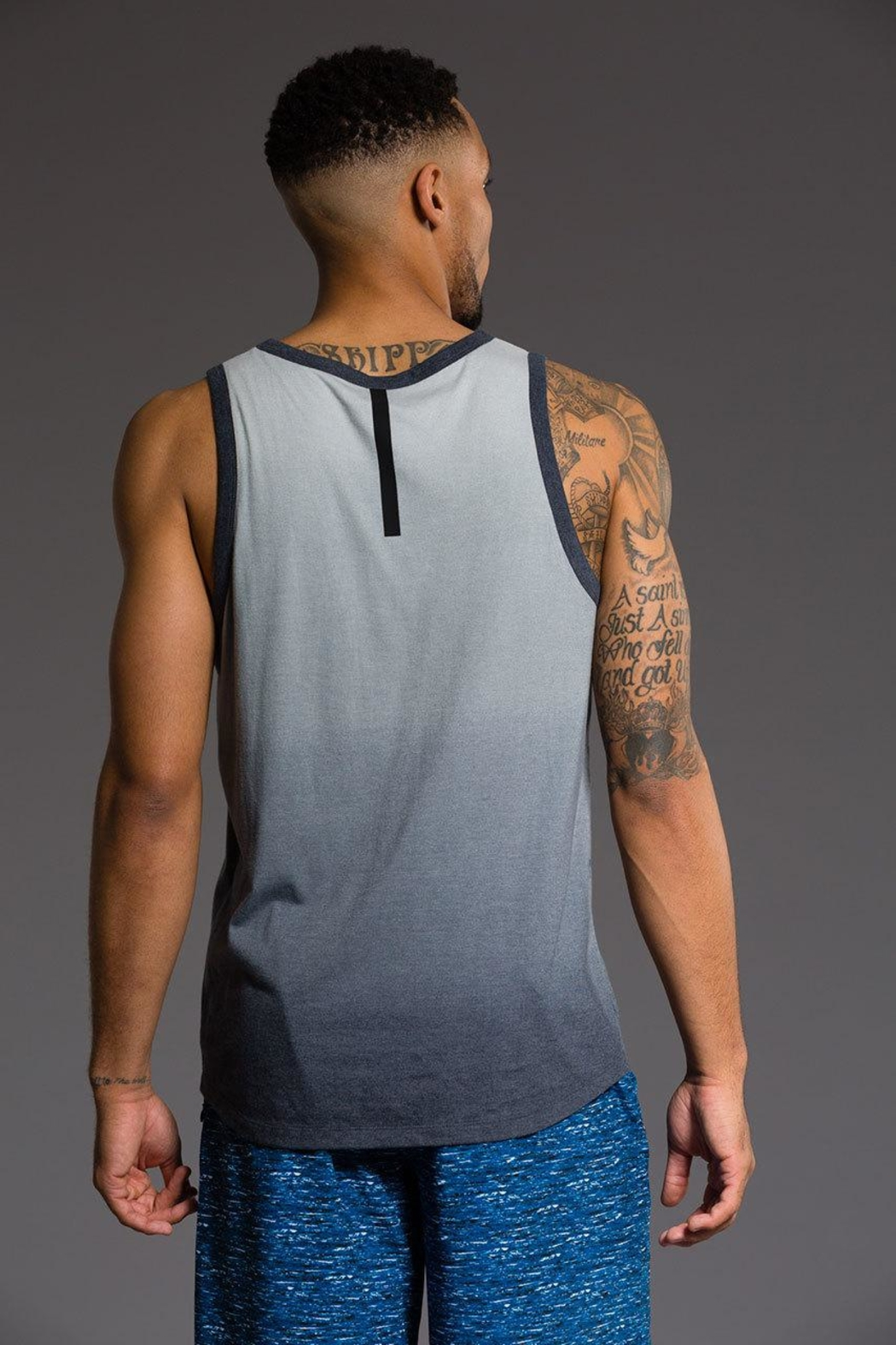 Onzie Mens Ombre Tank - Main Image