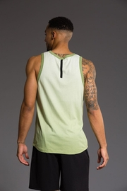 Onzie Mens Ombre Tank - Front cropped