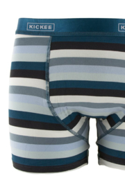 Kickee Pants Mens Print Boxer Short - Product Mini Image