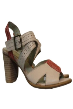 Mentha Leather Heel - Product List Image