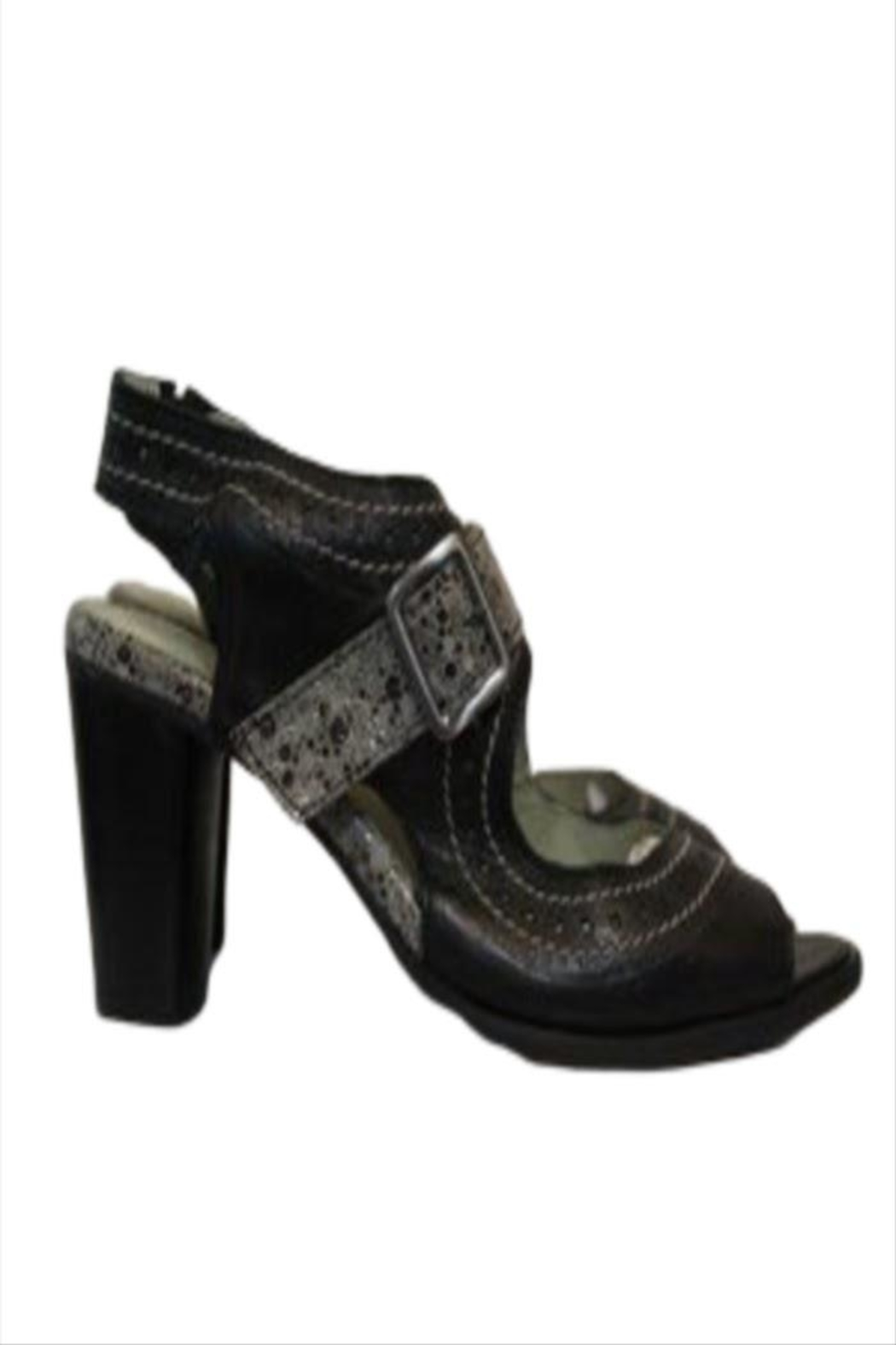 Mentha Leather Heel - Main Image