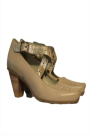 Mentha Leather Pumps - Product Mini Image