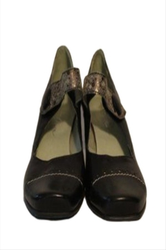 Mentha Leather Pumps - Product List Image
