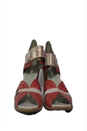Mentha Leather Shoe - Product Mini Image