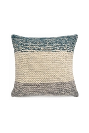 Merben Cotton Stripe Pillow - Product Mini Image