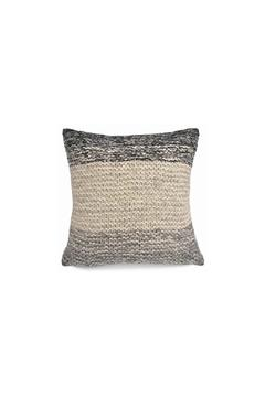 Merben Gray Black Striped Pillow - Product List Image