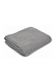 Merben Small Stitch Cotton Throw - Product Mini Image