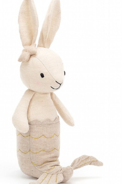 Jellycat  MerBunny Cream - Alternate List Image