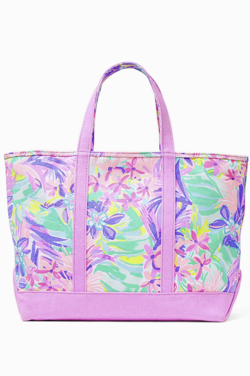 Lilly Pulitzer Mercato Tote - Front Full Image