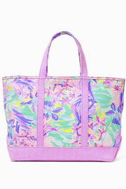 Lilly Pulitzer Mercato Tote - Front full body