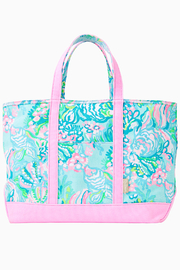 Lilly Pulitzer Mercato Tote - Front cropped