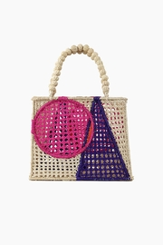 Mercedes Salazar Interseccion Rosa Bag - Product Mini Image