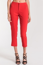Black Swan Mercer Red Trouser - Product Mini Image